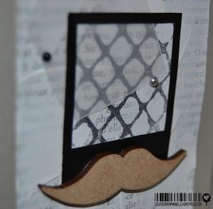 Carte Moustache Novembre 2014 |Created by Emmanuelle