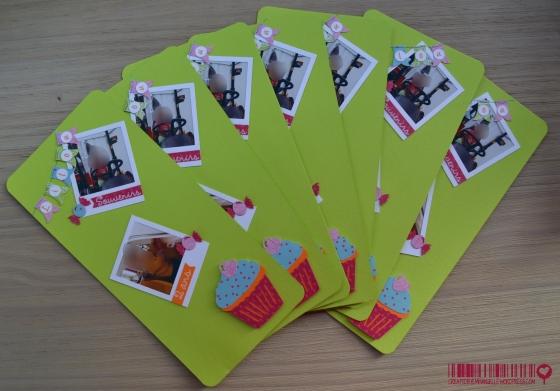 Souvenirs Lilou Novembre 2014 | Created by Emmanuelle