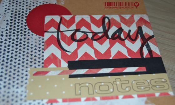 Carnet de notes décembre 2014 | Created by Emmanuelle