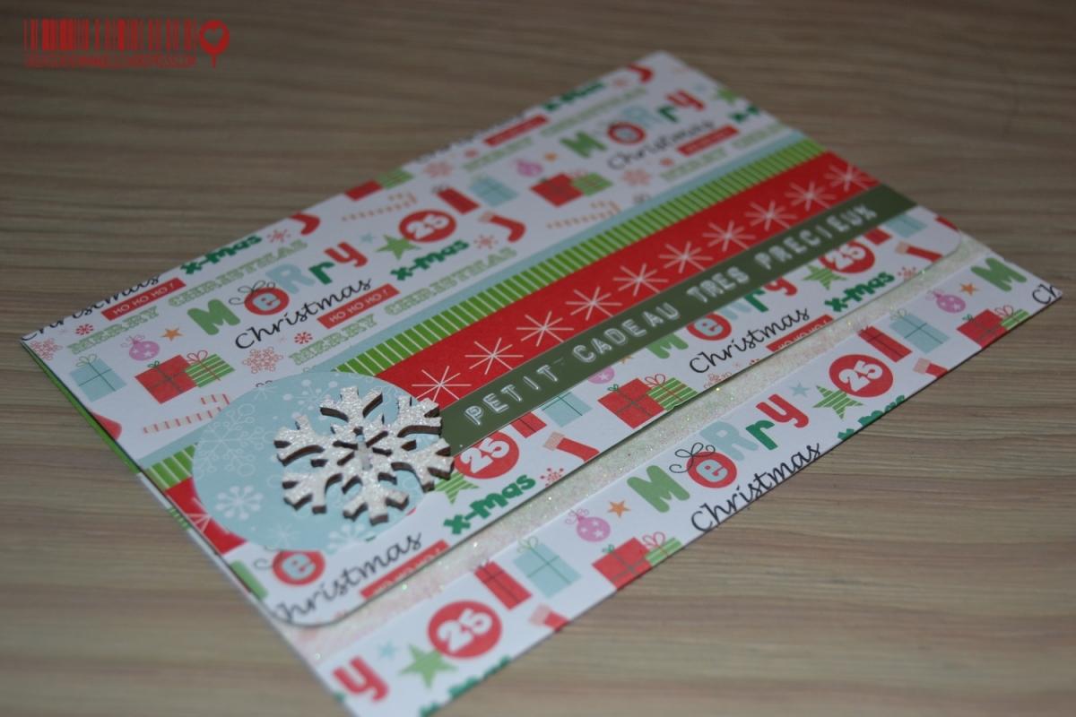 Pochettes cadeaux décembre 2014   Created by Emmanuelle