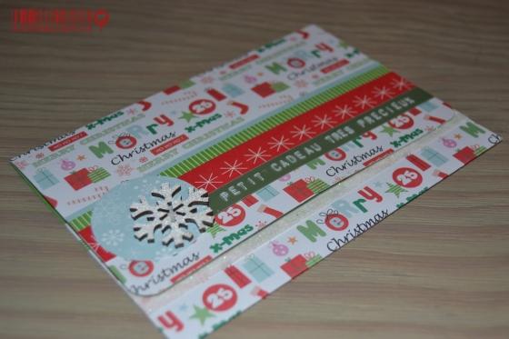 Pochettes cadeaux décembre 2014 | Created by Emmanuelle