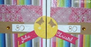 Cartes jumelles Décembre 2014 | Created by Emmanuelle