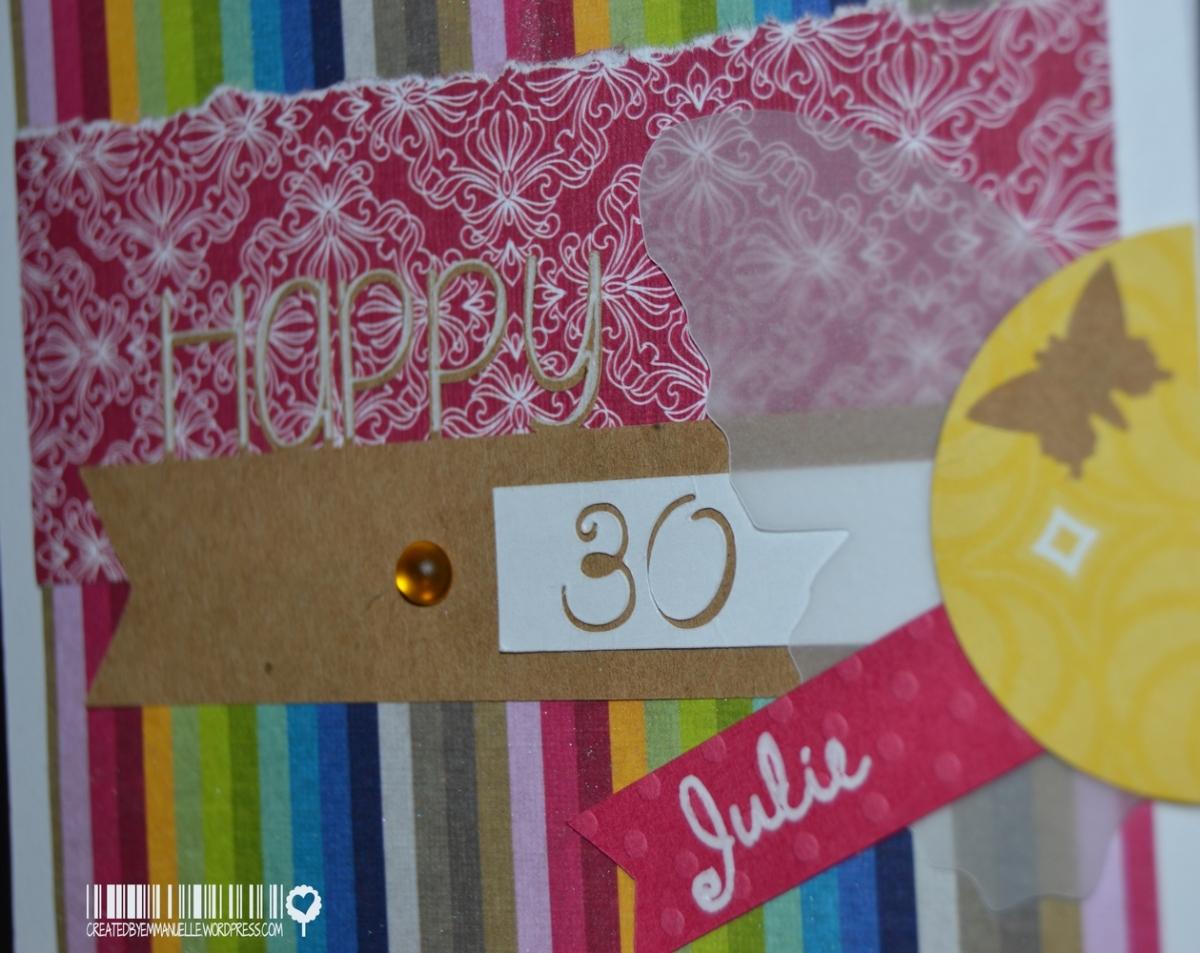 Cartes jumelles Décembre 2014   Created by Emmanuelle