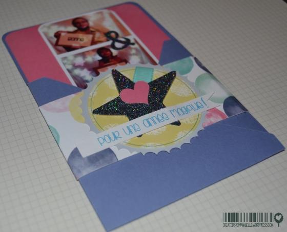 Vœux-pochette janvier 2015 | Created by Emmanuelle
