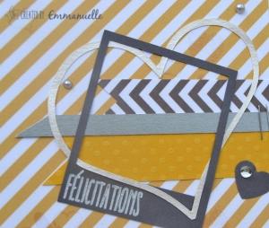 Carte Merci plumes Août 2015 | Created by Emmanuelle