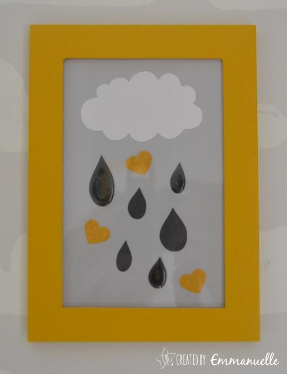 """Cadres """"nuages"""" Nina Août 2015   Created by Emmanuelle"""