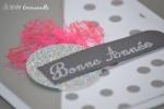 """Carte de voeux """"Bonne année"""" Novembre 2015   Created by Emmanuelle"""