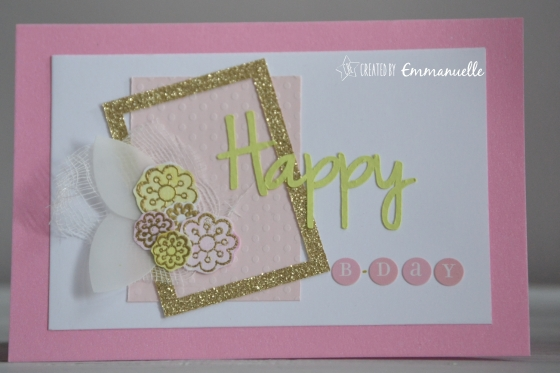 "Carte ""Anniblog"" Avril 2016 