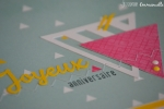 """Carte """"triangles flashy"""" Avril 2016 