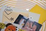 "Page Scrap A4 ""Fancy fair 2017"" Juillet 2017 | Created by Emmanuelle"