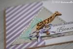 "Carte naissance""girafe"" Janvier 2018 | Created by Emmanuelle"