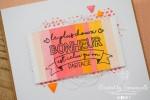 """Carte """"bonheur"""" Septembre 2020   Created by Emmanuelle"""